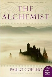 Alexander Senchenko recommends Paolo Coelho book The Alchemist