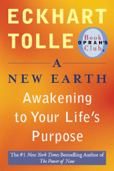Alexander Senchenko recommends Eckahrt Tolle book A New Earth Awakening to Your Life´s Purpose