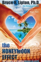 Alexander Senchenko recommends Bruce Lipton book The Honeymoon