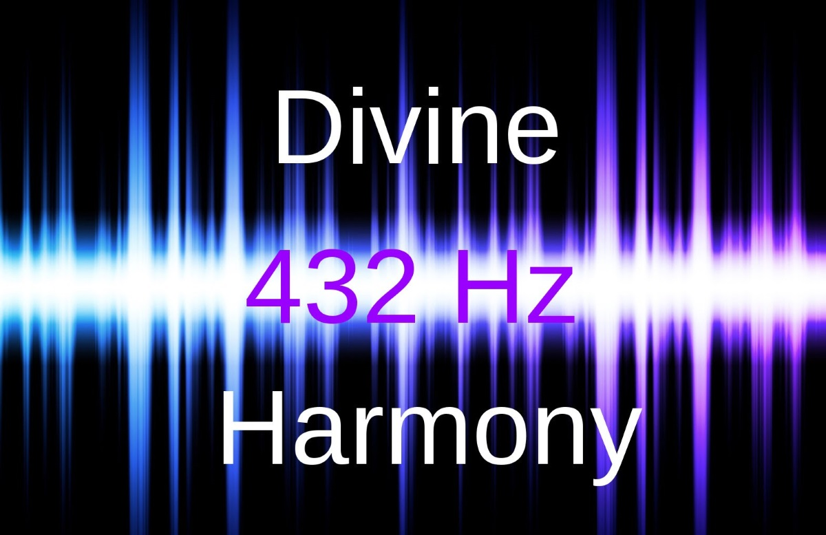 Natural Frequency of 432 Hz vs. ISO Standard of 440 Hz