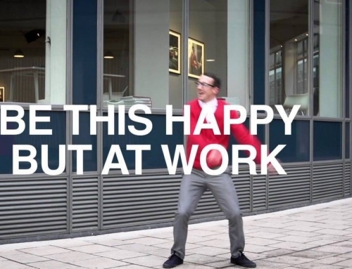 Are You Happy at Your Work Place?